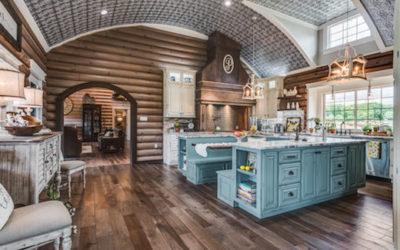 Designing a Modern Farmhouse Kitchen