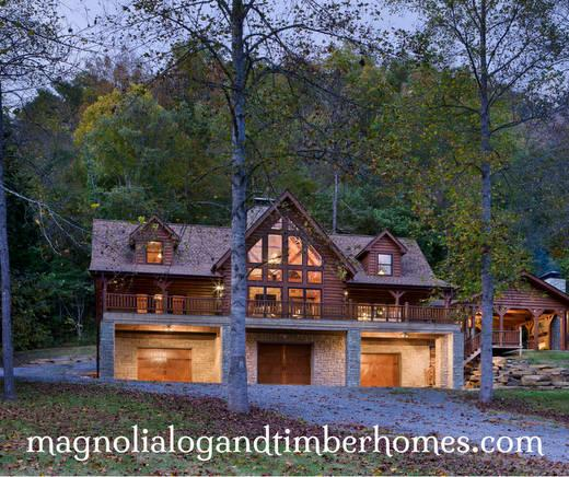 Fall Log Home Maintenance is Not Just Cleaning